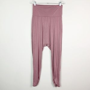 Free People Movement   Gypsy athletic pants pink S